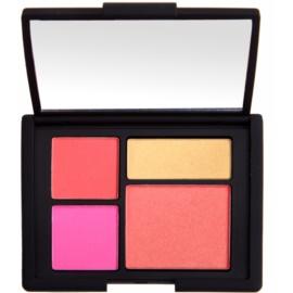 Nars Cheek Palette vícebarevná tvářenka odstín Foreplay 10 g