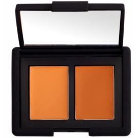 Nars Duo Concealer paleta de corretores tom Caramel/Amande 4 g
