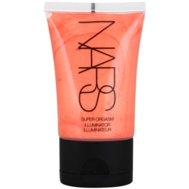 Nars Make-up универсален хайлайтер цвят Super Orgasm 30 мл.