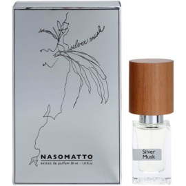 Nasomatto Silver Musk Parfüm Extrakt unisex 30 ml