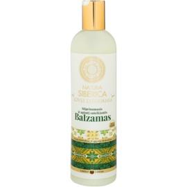 Natura Siberica Loves Lithuania bálsamo fortificante para cabelo  400 ml