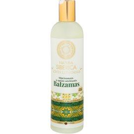 Natura Siberica Loves Lithuania Stärkendes Balsam für das Haar  400 ml