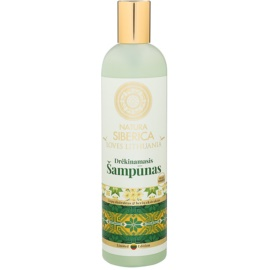 Natura Siberica Loves Lithuania champô hidratante   400 ml