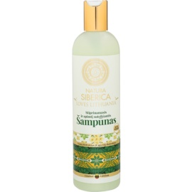 Natura Siberica Loves Lithuania champú revitalizador  400 ml