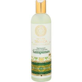 Natura Siberica Loves Lithuania posilující šampon  400 ml