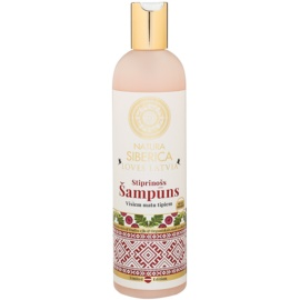 Natura Siberica Loves Latvia posilující šampon na vlasy  400 ml