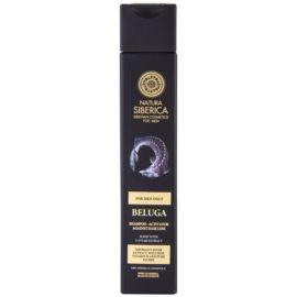 Natura Siberica Men Shampoo gegen Haarausfall und schütteres Haar für Herren  250 ml