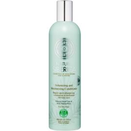 Natura Siberica Natural & Organic odżywka nawilżająca do włosów suchych  400 ml