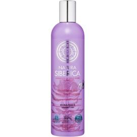 Natura Siberica Natural & Organic champô nutritivo para cabelo seco  400 ml