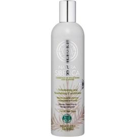 Natura Siberica Natural & Organic balsam hranitor pentru toate tipurile de par  400 ml