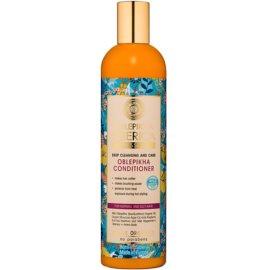 Natura Siberica Sea-Bucktorn condicionador para limpeza profunda para cabelo normal a oleoso   400 ml