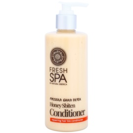 Natura Siberica Fresh Spa Bania Detox erneuernder Natur-Conditioner  300 ml