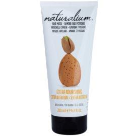 Naturalium Nuts Almond and Pistachio tápláló maszk keratinnal  200 ml