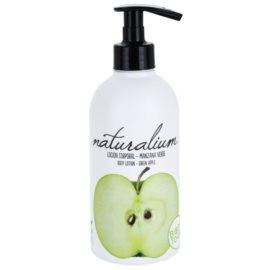 Naturalium Fruit Pleasure Green Apple hranilni losjon za telo  370 ml