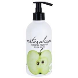 Naturalium Fruit Pleasure Green Apple výživné telové mlieko   370 ml