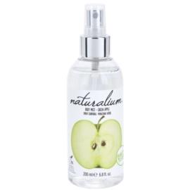 Naturalium Fruit Pleasure Green Apple osviežujúci telový sprej  200 ml