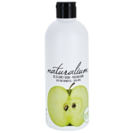 Naturalium Fruit Pleasure Green Apple odżywczy żel pod prysznic Green Apple  500 ml