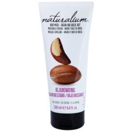 Naturalium Nuts Argan and Brazil Nut Masca hidratanta par cu keratina  200 ml