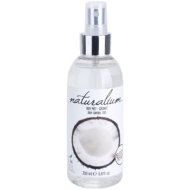 Naturalium Fruit Pleasure Coconut spray corporal refrescante   200 ml
