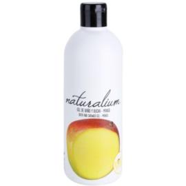 Naturalium Fruit Pleasure Mango gel de dus hranitor Mango  500 ml