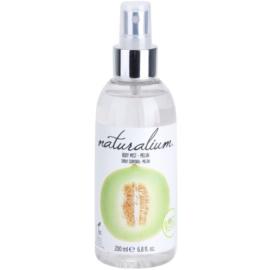Naturalium Fruit Pleasure Melon erfrischendes Bodyspray  200 ml