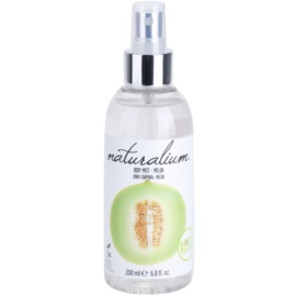 Naturalium Fruit Pleasure Melon odświeżający spray do ciała  200 ml