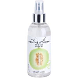Naturalium Fruit Pleasure Melon osviežujúci telový sprej  200 ml