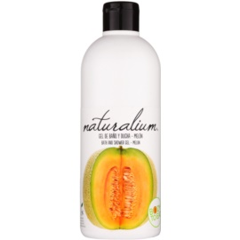 Naturalium Fruit Pleasure Melon gel de dus hranitor Melon  500 ml