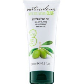 Naturalium Olive gel peeling   200 ml
