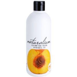 Naturalium Fruit Pleasure Peach поживний гель для душу  500 мл