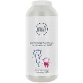 Naturativ Baby 2in1 Shampoo and Cleansing Gel For Children From Birth  250 ml