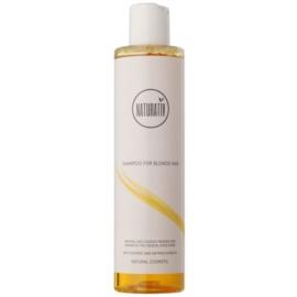 Naturativ Hair Care Blond šampon pro zvýraznění barvy a lesku vlasů  250 ml