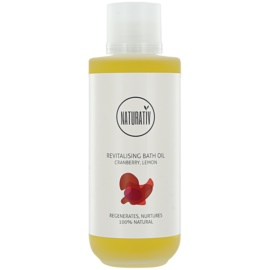 Naturativ Body Care Revitalising ulei pentru baie cu efect de hidratare  200 ml