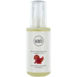 Naturativ Body Care Revitalising tělový olej pro jemnou a hladkou pokožku  125 ml