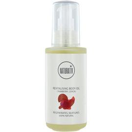 Naturativ Body Care Revitalising telový olej pre jemnú a hladkú pokožku  125 ml