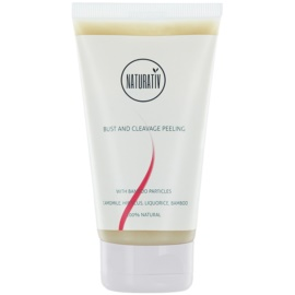 Naturativ Body Care Beautiful Bust exfoliante para escote y pecho  150 ml