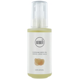 Naturativ Body Care Cuddling Body Oil With Moisturizing Effect  125 ml