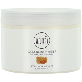 Naturativ Body Care Cuddling manteiga corporal  com efeito regenerador  250 ml