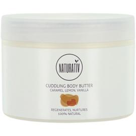 Naturativ Body Care Cuddling Körperbutter mit regenerierender Wirkung  250 ml