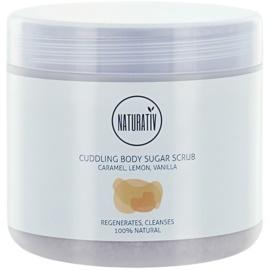 Naturativ Body Care Cuddling Zucker-Peeling für den Körper  500 ml