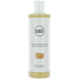Naturativ Body Care Cuddling gyengéd tusfürdő gél glicerinnel  280 ml