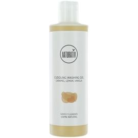 Naturativ Body Care Cuddling jemný sprchový gel s glycerínom  280 ml
