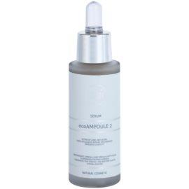 Naturativ Face Care ecoAmpoule 2 intensywne serum o działaniu przeciwzmarszczkowym  30 ml