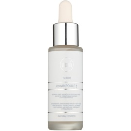 Naturativ Face Care ecoAmpoule 3 Hautserum zur Stärkung feiner Äderchen und zur Reduktion von Rötungen  30 ml