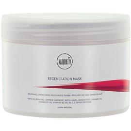 Naturativ Hair Care Regeneration maska pro posílení a lesk vlasů  250 ml