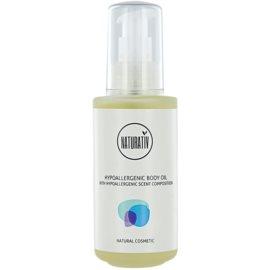 Naturativ Body Care Hypoallergenic Körper- und Massageöl mit feuchtigkeitsspendender Wirkung  125 ml