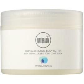 Naturativ Body Care Hypoallergenic test-vaj hidratáló és nyugtató hatással Száraz, nagyon száraz bőrre  250 ml