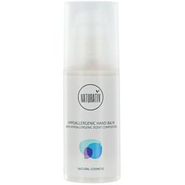 Naturativ Body Care Hypoallergenic Nourishing Hand Balm For Dry To Very Dry Skin  100 ml