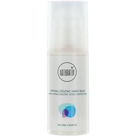 Naturativ Body Care Hypoallergenic pflegendes Balsam für die Hände für trockene und sehr trockene Haut  100 ml