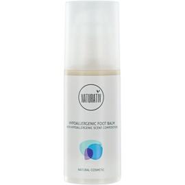 Naturativ Body Care Hypoallergenic regenerierender Balsam für rissige Füße  100 ml